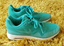 ☆ Womens Teal & white Nike air max ultra moire trainers size 5 EU 38.5 ☆