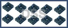 Genuine Smart Fortwo 451 Exterior Side Sill Panel Clips Trim (x10) 0009912098
