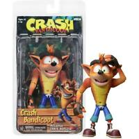 "Crash Bandicoot Action 7"" Figure Video Game Toy"