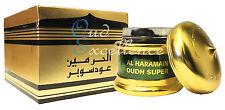 Oudh Super por al Haramain - 50g Completo Tubo De Incienso bakhoor Oud bukhoor
