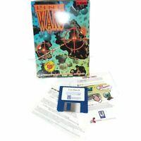 Line Wars II Big Box 3.5 Game Disk Vintage IBM PC or Compatibles B085