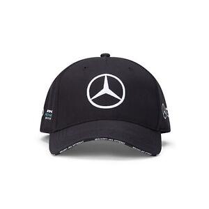 Mens Fanatics Mercedes AMG Petronas 2020 Team Cap - Black