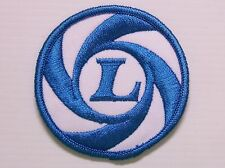 British Leyland Embroidered Patch Woven Cloth Badge Sew-on BLMC Motoring Company
