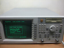 HP 8712C RF NETWORK ANALYZER 300kHz-1.3GHz