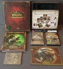 World of Warcraft Mists Of Pandaria Collector's Edition - Sammler - Komplett