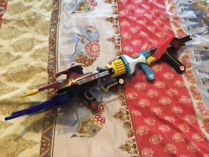 Power Rangers Ninja Storm Thunderstorm Cannon (5 In 1 Combining Weapon)
