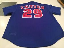 Toronto Blue Jays 1997 Jersey Joe Carter MLB Baseball Mitchell XL Vintage