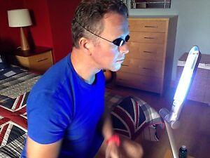 *NEW 2021* PHILIPS UVB Narrowband 311 Psoriasis/Vitiligo Lamp, FREE DELIVERY...