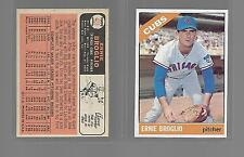 1966 TOPPS #423 ERNIE BROGLIO CHICAGO CUBS NM CONDITION