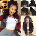 8A Full Lace Human Hair Wigs for Black Women Virgin Brazilian Glueless Full Wigs