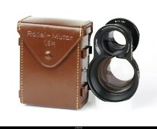 Rollei Mutar Wide 1.5x Bay R III With Shade Hood For  TLR Rolleiflex 2,8F Mint -