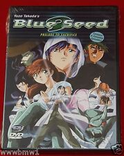 Blue Seed - Vol. 3: Prelude to Sacrifice (DVD, 2001) Action R1 DVD BRAND NEW