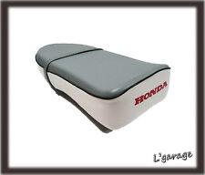 [LG293] HONDA C100 CA100 C102 CA102 C105 COMPLETE SEAT - GREY/WHITE