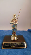 FISHERMAN ANGLER OF THE YEAR TROPHY AWARD FIRST PLACE-FREE ENGRAVING!!!