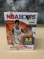 2020-21 Panini NBA Hoops Blaster Box 88 Cards Brand New Factory Sealed Melo