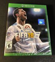 FIFA 18 (XBOX ONE) NEW