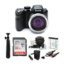 KODAK PIXPRO AZ421 Astro Zoom 16MP Digital Camera with 32 GB SD Card Bundle