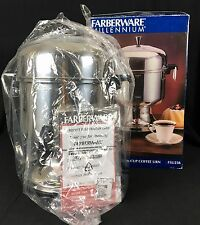 Farberware Millennium Stainless Steel 12 - 36  Cup Coffee Urn Unused FSU236
