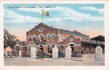 Mexico postcard Nuevo Laredo Custom House