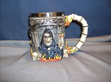 Reaper Coffee Mug  Dark Grey  Sl-94  ABC