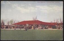 1910 Postcard Chicago Il/Illinois Jackson Park Golf Course Counry Club House