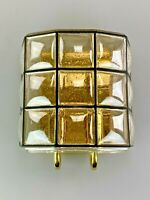60er 70er Jahre Lampe Leuchte Wandlampe Wandleuchte Limburg Space Age Design 60s