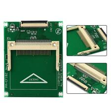 "CF Compact Flash Card per 1.8"" ZIF/CE Adattatore Per iPod 5G 6G Toshiba Video NEW"
