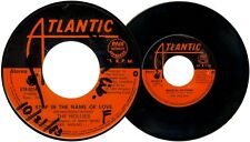Philippines The HOLLIES Stop In The Name Of Love 45rpm Record