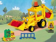 LEGO 3272 - Duplo Bob the Builder - Scoop on the Road - 2001 - NO BOX