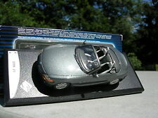 SOLIDO 1/43 METAL BMW Z4 grise metalisée!!!!