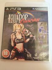 Lollipop Chainsaw PS3 PlayStation 3 Game