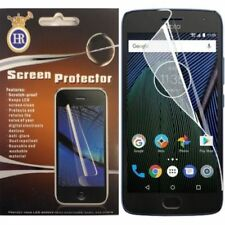 Clear PET Mobile Phone Screen Protectors for Motorola Moto G