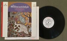 The Bird Fancier's Delight Rene Clemencic LP Vanguard Cardinal VCS-10086 1970 V+