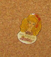 Vintage Small Pin Club DES AMIES DE  Barbie Doll Pins Badge