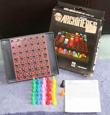 JENSEN MINI ARCHIMEDES GAME IQ GAME 14- BOX IN THE OPPONENT'S KING!