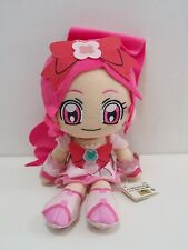 "Heartcatch Pretty Cure! Precure BLOSSOM Banpresto DX 2010 11"" Plush TAG 46640"