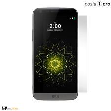 Pellicola in Vetro Temperato per LG G5 Proteggi Display antiurto Posta1