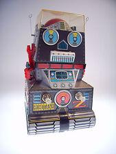 """GSR robot """"robotank z-1"""" TN Nomura,, All Tin, BO (not ok), Like NEUF/NEW/NEUF!"""