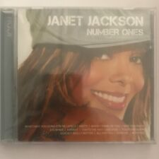 Janet Jackson Number Ones cd 12 titres neuf sous blister