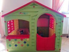 casetta in plastica per bambini Casa Mia by Grand Soleil