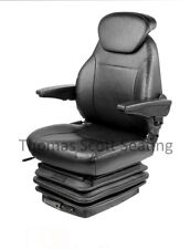 Boat suspension seat Marine Fishing PILOT CREW CAPTAIN HELM WHEELHOUSE TRAWLER