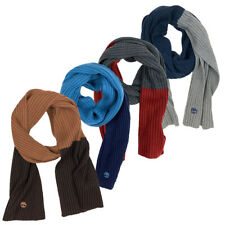 Timberland Men's Color Block Acrylic Scarf A1EH5