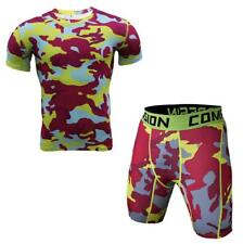 Men's Sportswear Compression Clothes Fitness Basketball Soccer Gym Sports Suits