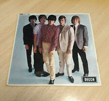 The Rolling Stones Vinyl EP - Five By Five - Decca Records - DFE 8590