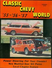 1979 Classic Chevy World Magazine: Power Steering/Modified Door Sill Plates