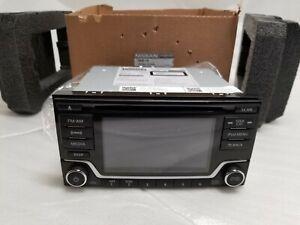 New Factory OEM Nissan CD Deck Radio Unit Fits 2018 2019 Leaf  28185-5SA0A  NIB