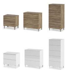 Chest of Drawers Wood Veneer 6 Bedroom Furniture Sets