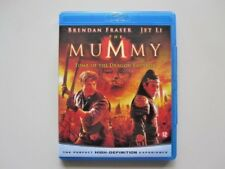 THE MUMMY - TOMB OF THE DRAGON EMPEROR - BLU-RAY