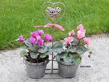 Unbranded Metal Flower & Plant Pots Boxes