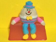 KNITTING PATTERN - Humpty Dumpty chocolate orange cover or 9 cms toy